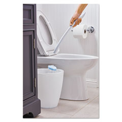 CLO03191 - ToiletWand™ Kit with Storage Caddy & Refill Heads