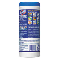 CLO31450CT - Disinfecting Wipes with Micro-Scrubbers