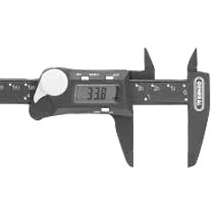 ORS318-147 - General Tools - 0-6 Electro Digital Caliper