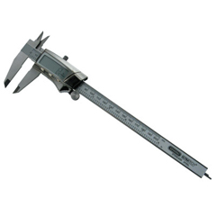 GNT318-1478 - General ToolsDigital/Fraction Electronic Calipers, 0-8 In, Stainless Steel