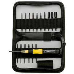 GNT318-63518 - General Tools18 Piece UltraTech™ Interchangeable Blade Screwdriver Sets