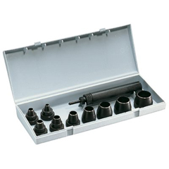 GNT318-S1274 - General ToolsProfessional 10-Piece Gasket Punch Sets
