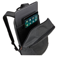 CLG3203697 - Era 15.6 Laptop Backpack, 9.1 x 11 x 16.9, Gray