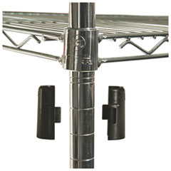 ALESW503618SR - Alera® Wire Shelving Starter Kit