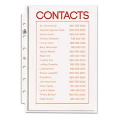 AVE77004 - Avery® Top-Loading Mini Sheet Protector