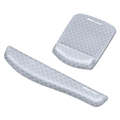FEL9549701 - Fellowes® PlushTouch™ Wrist Rest with FoamFusion™ Technology