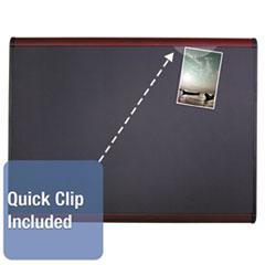QRTMB543M - Quartet® Prestige Plus™ Magnetic Fabric Bulletin Boards