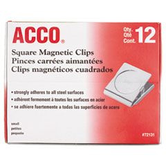 ACC72131 - ACCO Magnetic Clips