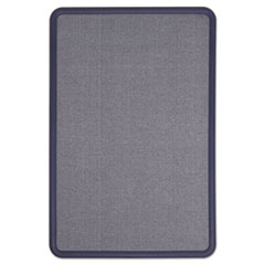 QRT7694BE - Quartet® Contour® Fabric Bulletin Board