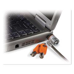 KMW64068 - Kensington® MicroSaver® Laptop Computer Security Cable w/Lock