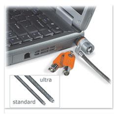 KMW67723 - Kensington® MicroSaver® Keyed Ultra Laptop Lock