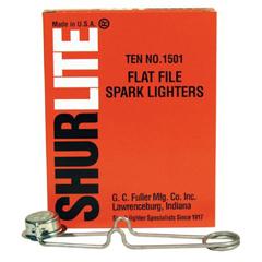 GCF322-1501 - G.C. FullerSpark Lighters