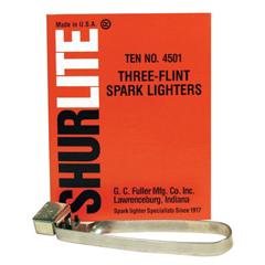 GCF322-4501 - G.C. FullerSpark Lighters