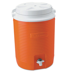 RUB325-1530-04-11 - Rubbermaid2-Gallon Victory Jugs, 2 Gal, Orange