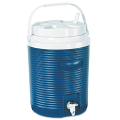 RUB325-1530-04-MODBL - Rubbermaid2-Gallon Victory Jugs, 2 Gal, Modern Blue