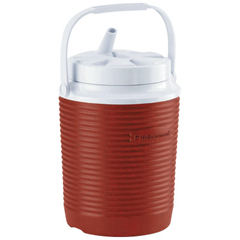 RUB325-1560-06-MODRD - Rubbermaid - Thermal Jug, 1 Gal, Red