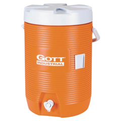 RUB325-1683-IS-ORAN - Rubbermaid - Water Coolers, 3 Gal, Orange