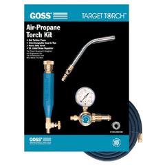 GSS328-KLP-4 - GossTarget® Air-Propane Torch Outfits