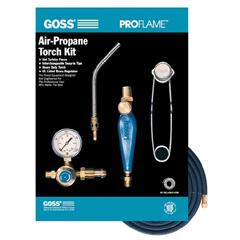 GSS328-KP-115 - GossTarget® Air-Propane Torch Outfits