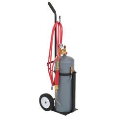 GSS328-KX-3BCW - GossTarget® Air-Acetylene Torch Outfits