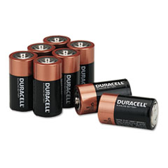 DURMN14RT8Z - Duracell® Coppertop® Alkaline C Batteries