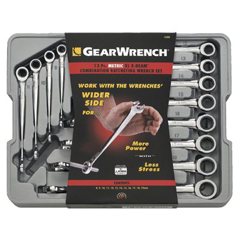 GWR329-85888 - GearWrench12 Pc. XL  X-Beam™ Combination Ratcheting Wrench Sets