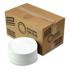 DXEWNP9OD - Dixie® White Paper Plates