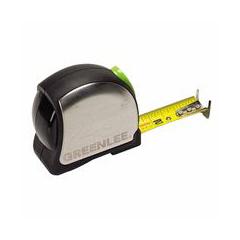 GRL332-0155-25A - GreenleePower Return Tape Measures