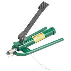 GRL332-1725 - GreenleeHydraulic Hand & Foot Pumps