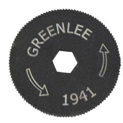 GRL332-1941-5 - GreenleeReplacement Blades