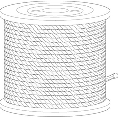 GRL332-413 - GreenleePolypro General Purpose Ropes