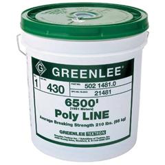 GRL332-431 - GreenleePoly Lines