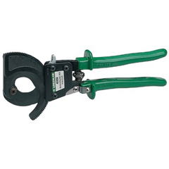 GRL332-45206 - GreenleePerformance Ratchet Cable Cutters