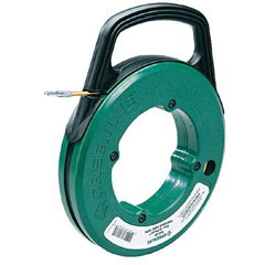 GRL332-FTFS439-50 - GreenleeFlex-O-Twist Flexible Steel Fish Tapes