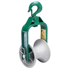 GRL332-651 - GreenleeHook Type Sheaves