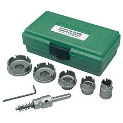 GRL332-660 - GreenleeKwik Change™ Hole Cutter Kits