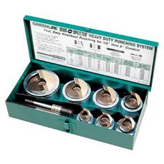 GRL332-7307 - GreenleeSlug-Splitter® Knockout Punch Kits