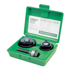 GRL332-737BB - GreenleeManual Round Standard Knockout Punch Kits
