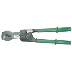 GRL332-756 - GreenleeHeavy-Duty Ratchet Cable Cutters