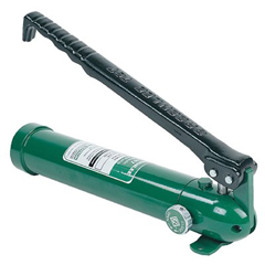 GRL332-767 - GreenleeHydraulic Hand & Foot Pumps