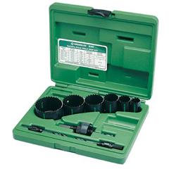 GRL332-830 - GreenleeBi-Metal Hole Saw Kits