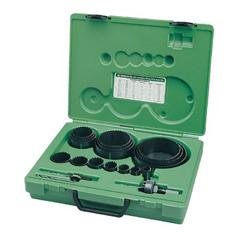 GRL332-890 - GreenleeBi-Metal Hole Saw Kits