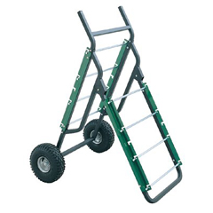 GRL332-9510 - GreenleeDeluxe A-Frame Wire Carts