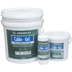 GRL332-GEL-1 - GreenleeCable-Gel™ Cable Pulling Lubricants