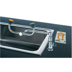 GUR333-G1806LH - Guardian - Deck Mount 90° Swivel Eye Washes