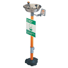 GUR333-G1825 - GuardianPedestal Mounted Eye Washes