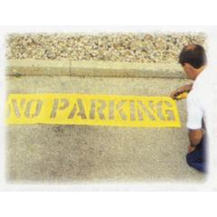 CHH337-12430 - C.H. HansonNo Parking Stencil Kits