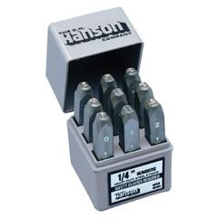 CHH337-20521 - C.H. HansonStandard Steel Hand Stamp Sets