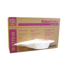 HSC34015-8 - HospecoDuraworks White Medium Duty Wiper - Dual Pop-N-Wipe®