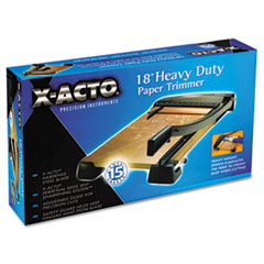 EPI26358 - X-ACTO® Heavy-Duty Wood Base Paper Trimmer